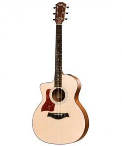 Taylor 114CE Left Handed Grand Auditorium Acoustic Electric Guitar