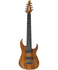 Ibanez RG852LWHAB RG Prestige 8 String Electric Guitar with Cas