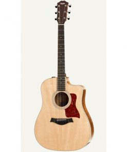 Taylor 210CE-K Koa Deluxe Acoustic Electric Dreadnought Guitar
