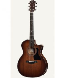 Taylor 324CE Shaded Edge Burst Acoustic Electric Grand Auditorium Guitar