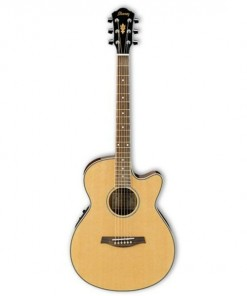 Ibanez AEG8E Acoustic Electric Guitar Natural