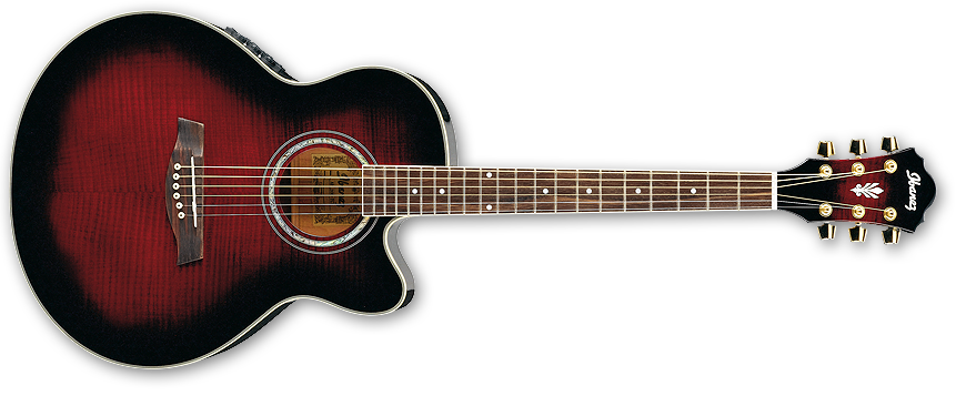 Ibanez AEL20E-TCS Acoustic Electric Guitar