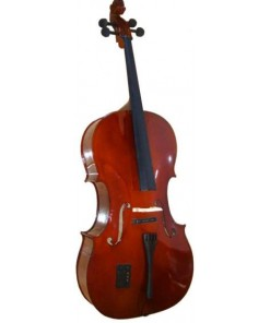 Mason AL2144D Cello with Bow and Case