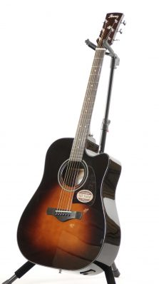 Ibanez AW4000CEBS Acoustic Guitar