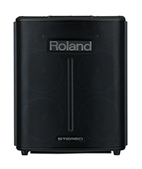 Roland BA330 Stereo Portable Amplifier and Portable Stereo Digital PA System