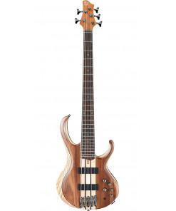 Ibanez BTB745-NTL 5 string Bass Guitar