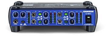 Samson CQUE8 Headphone Amplifier
