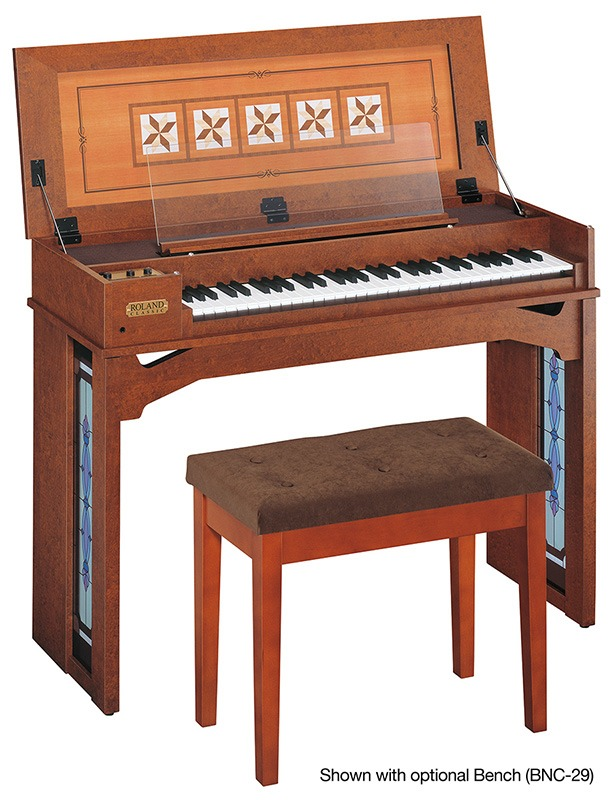 Roland C30 Digital Harpsicord incl KSC46 Stand and BNC29 Bench