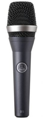 AKG D5 Professional Dynamic Microphone