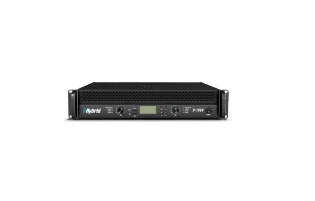 Hybrid D1600 Power Amplifier