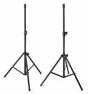 Samson LS2 Light weight speaker stands