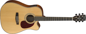 Cort MR710F NS Acoustic Electric Guitar