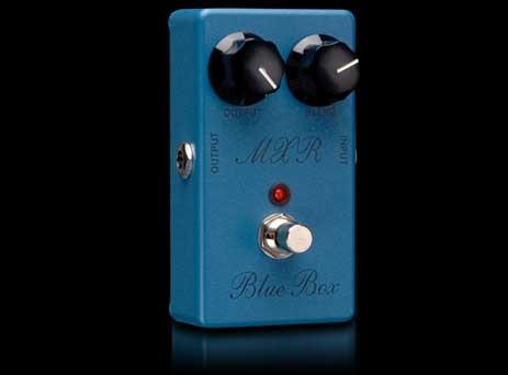 MXR Blue Box Fuzz Octave Pedal