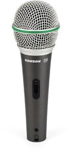 Samson Q6 Dynamic Handheld Microphone