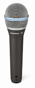 Samson Q8 Dynamic Handheld Microphone