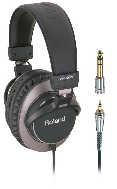 Roland RH300 Stereo Headphones