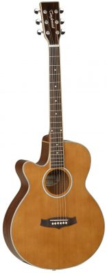 Tanglewood Evolution TWTSFCESNLH Acoustic Electric Guitar