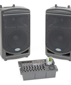 Samson XP510i Expedition Portable PA System