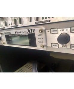 Roland Fantom XR Rackmount Synthesizer Sampler