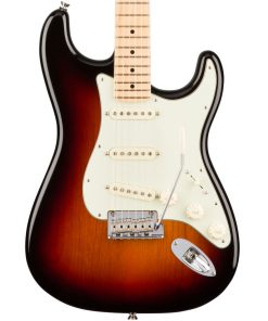 Fender American Professional Stratocaster Guitar – Maple Fingerboard – 3-Color Sunburst