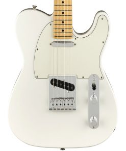 Fender Player Telecaster Maple Fretboard & Polar White Finish
