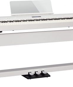 Roland FP60 Digital 88 Weighted Key Piano White with Optional Stand