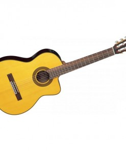 Takamine GC5CE NAT Classical Acoustic Electric Guitar Solid Spruce