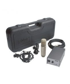 Rode K2 – Variable Pattern Studio Tube Condenser Microphone