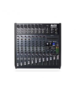 Alto Pro Live 1202 12 Channel Analog Mixer with USB and FX
