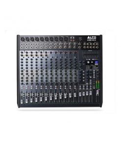 Alto Pro Live 1604 16 Channel Analog Mixer with USB and FX