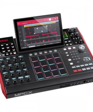 Akai MPC X Music Production Center with Sampler and Sequencer