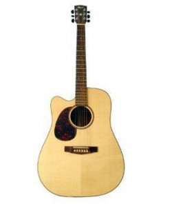 Cort ACOUSTIC ELECTRIC GUITAR LEFT HAND
