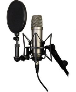 Rode NT1-A Condenser Microphone and Complete Vocal Recording Solution