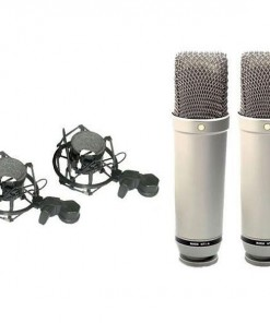 Rode NT1A-MP Matched Pair of NT1A Cardioid Studio Condenser Microphones
