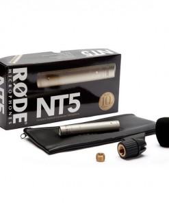 Rode NT5 - Cardioid Studio Condenser Microphones (Single)