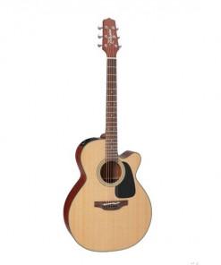 Takamine P1NC NEX Acoustic Electric Guitar Solid Cedar and Sapele