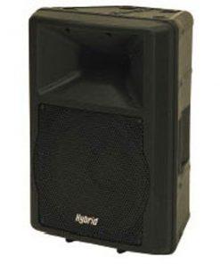 Hybrid PB15 A Plastic Moulded Powered Speaker Each