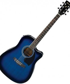 Ibanez PF15ECE Acoustic Electric Guitar TBS