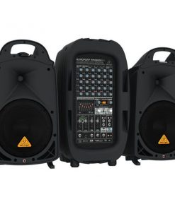 Behringer PPA2000BT Compact Portable PA System with Bluetooth