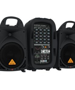 Behringer PPA500BT Compact Portable PA System with Bluetooth