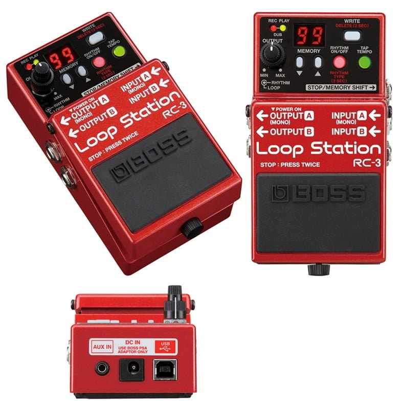 boss rc3 loop station pedal sale repair south africa. Black Bedroom Furniture Sets. Home Design Ideas