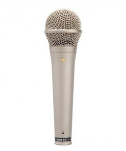 Rode S1 Stage Condenser Large Diaphragm Mic