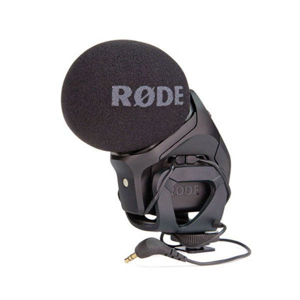 Rode SVMP Stereo Video Microphone Pro