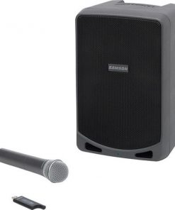 Samson XP106W Rechargeable & Wireless Portable PA System
